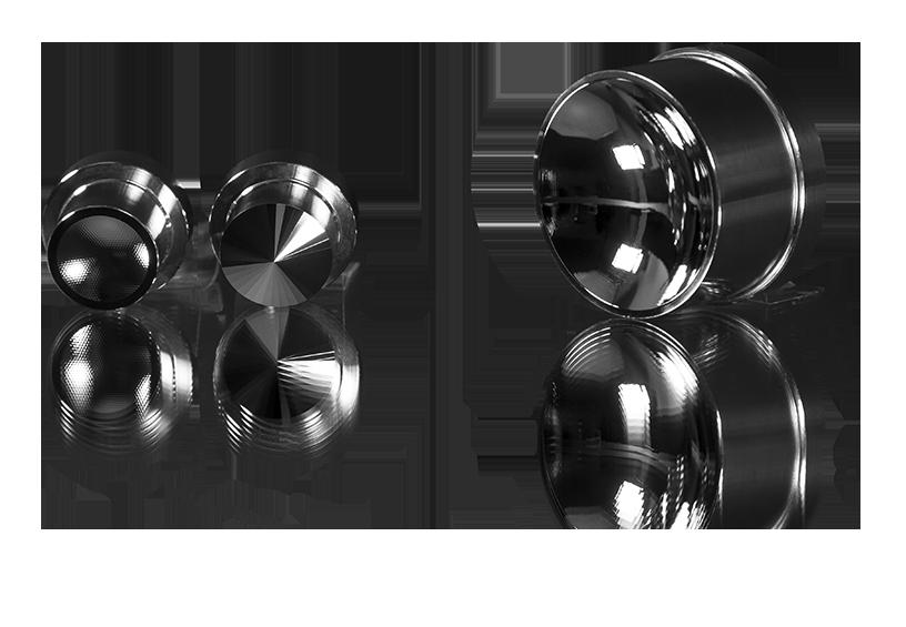 son-x Ultrapräzisionsbearbeitung Bauteile